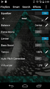 GoneMAD Music Player Unlocker - screenshot thumbnail