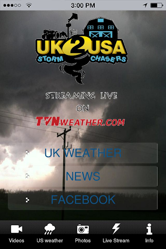 UK2USA Storm Chasers