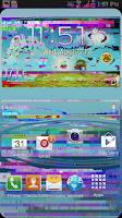 Screenshot of Glitchy Phone Hacking Prank
