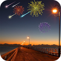 Meteor Shower FireWorks icon