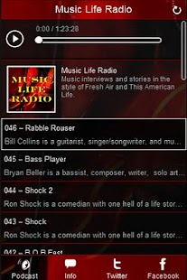 Music Life Radio- screenshot thumbnail