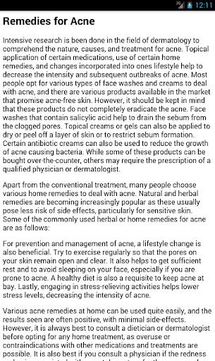【免費醫療App】Home Remedies-APP點子