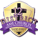 12th District AME logo