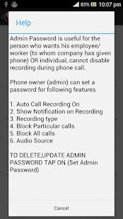 Record My Call - screenshot thumbnail