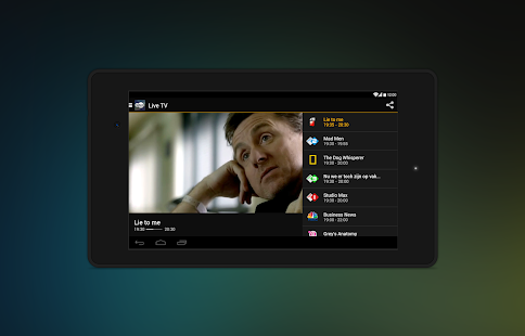 Telfort Glasvezel TV - screenshot thumbnail