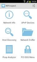 Screenshot of WiFinspect [Root]