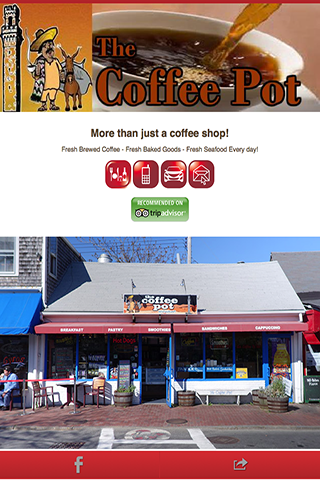 The Coffee Pot Provincetown