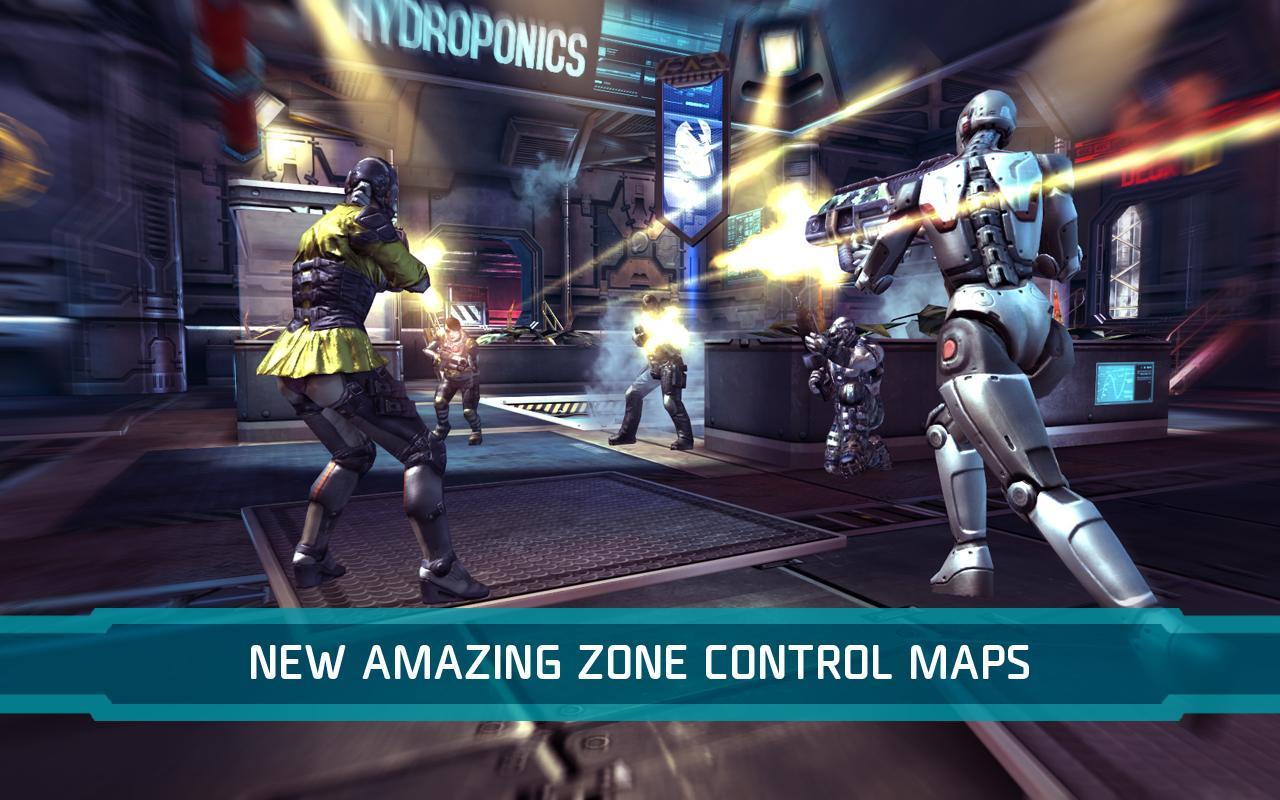 SHADOWGUN: DeadZone screenshot #9