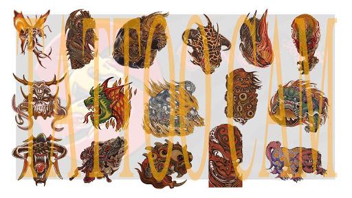 TattooCamPkg - Beast pack