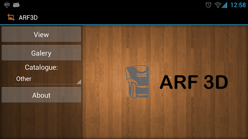 ARF3D - beta test