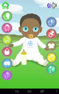Baby Dress Up Games- screenshot thumbnail