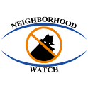 Neighborhood Watch Mobile App logo