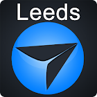 Leeds Airport (LBA) Flight Tracker icon