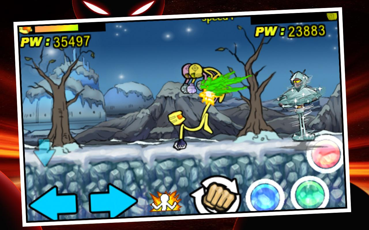 Anger of Stick 3 screenshot #3