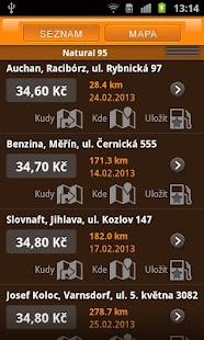 Český Benzín- screenshot thumbnail