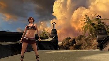 Screenshot of Desert Winds™ Mini Game