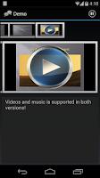 Screenshot of Remote Presenter