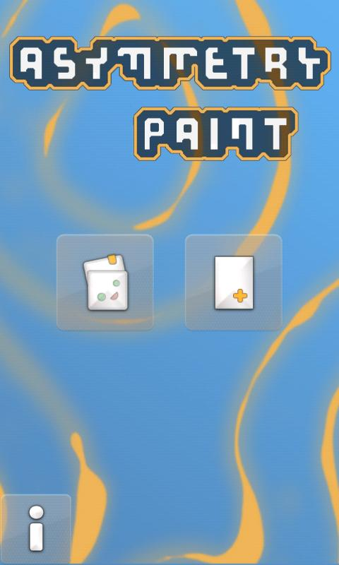 Asymmetry Paint Lite- screenshot