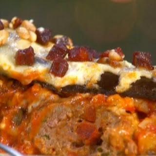 Fuentes Family Lasagna