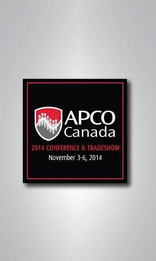 APCO Canada 2014 Conference
