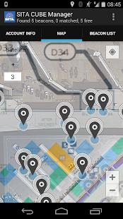 CUBE Management App screenshot