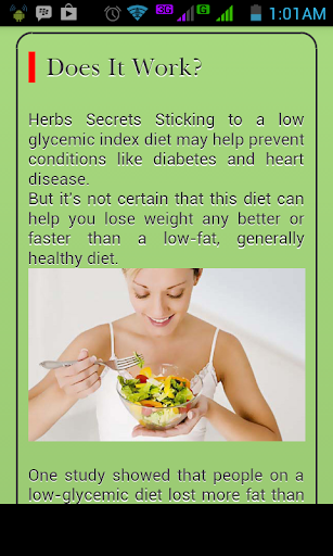 Diet And Weight Loss