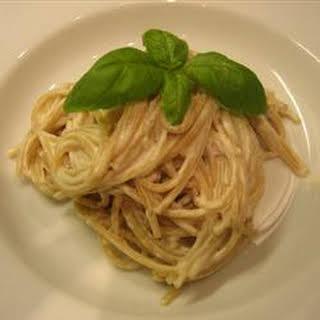 Pasta Carbonara.