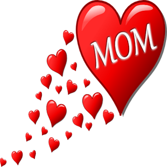 Mom is Best Cards! Doodle Wish