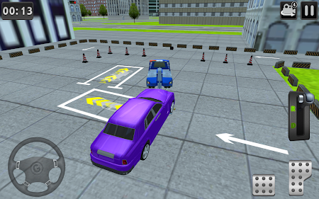 3D Tow Truck Parking Simulator 2.1 screenshot 132364