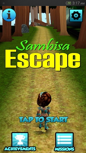 【免費冒險App】Sambisa Escape-APP點子