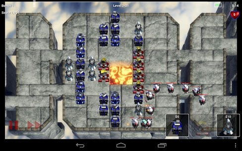 Robo Defense v2.4.2 APK 5