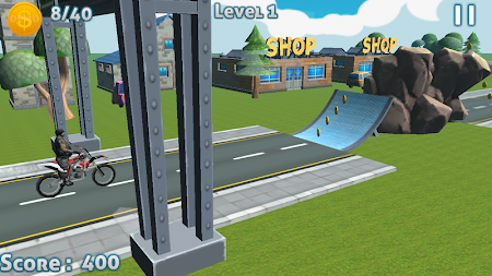 Stunt Bike Race 3D Free 1.0.4 screenshot 135227