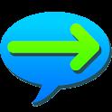 DirectUrTxt: Lite icon