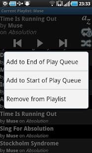 TreeView Music Player - screenshot thumbnail