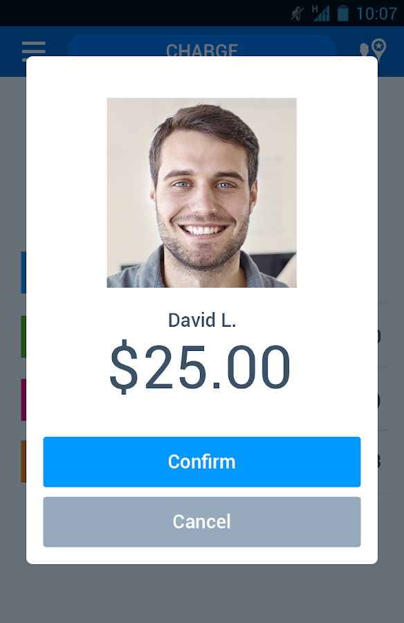 PayPal Here: Get Paid Anywhere- screenshot