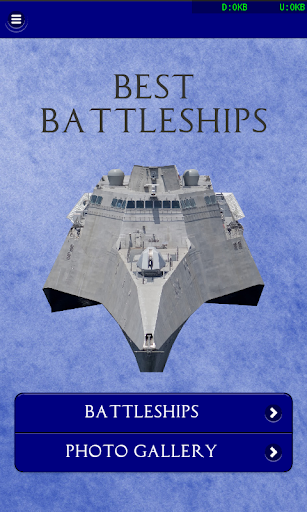 ⭐最佳戰艦