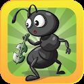 3D Story Book :Ant&Grasshopper