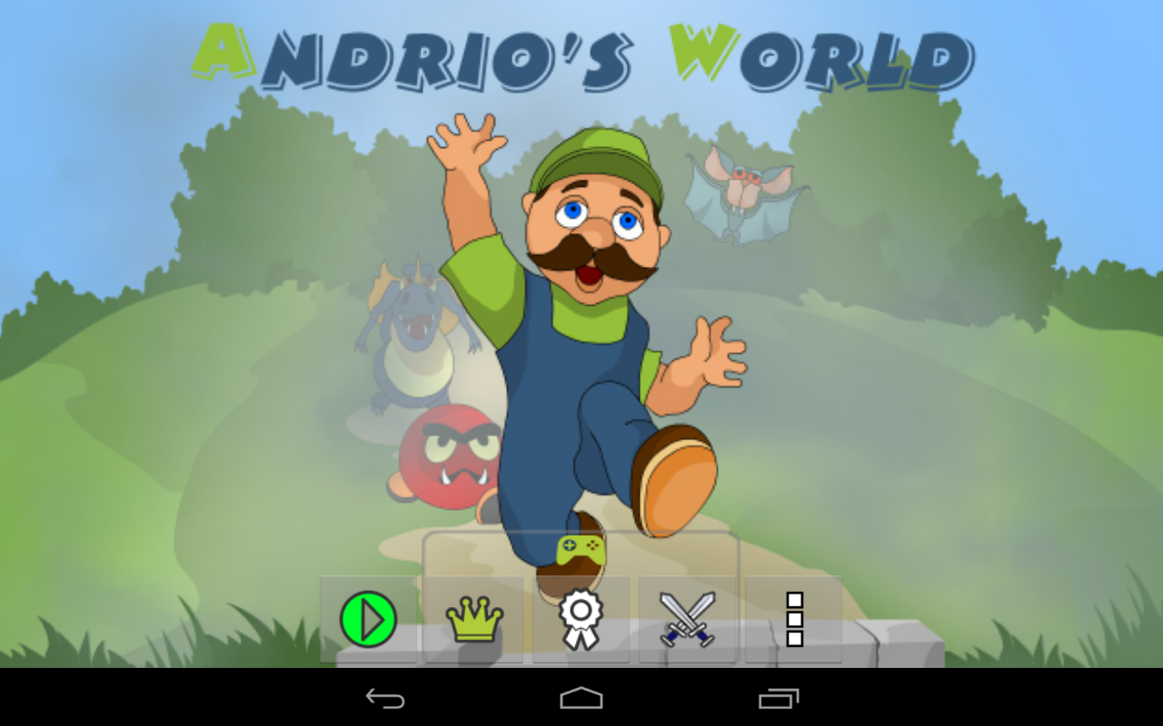 Andrio's World (Free)- screenshot