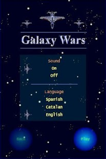 Galaxy Wars - screenshot thumbnail