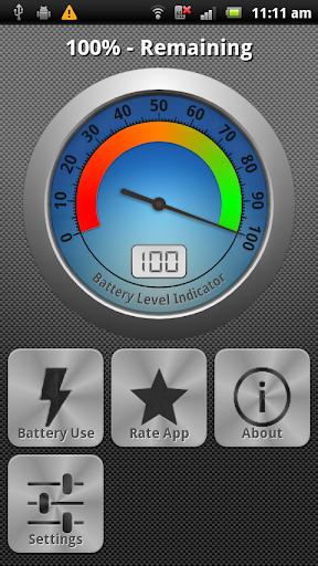 Ultimate Battery Widget
