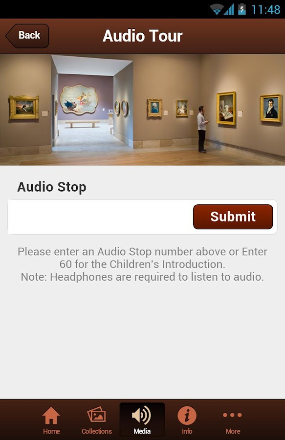 Norton Simon Museum- screenshot
