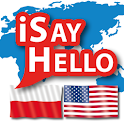 iSayHello Polish - English USA