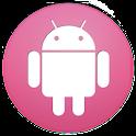 AOKP/CM10.1 Holo Pink Theme icon