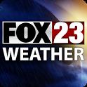 FOX23 Weather icon