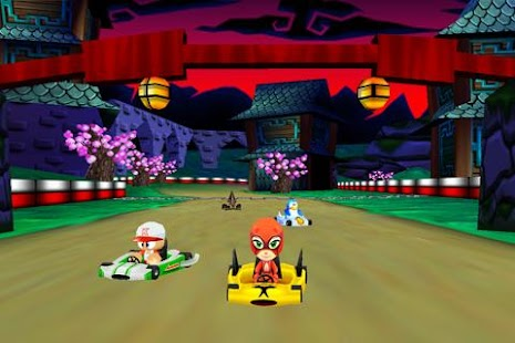 Krazy Kart Racing - screenshot thumbnail