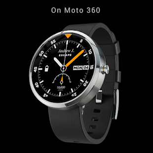 Escape Watchface Android Wear- screenshot thumbnail