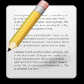 Extensive Notes Pro - Notepad