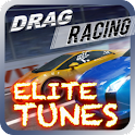 Drag Racing Elite Tunes logo