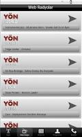 Screenshot of Yon Radyo