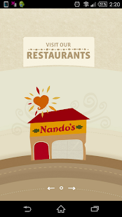 Nando's Singapore- screenshot thumbnail
